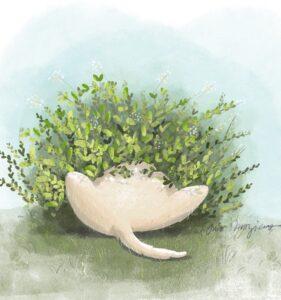 Ilustracja  – WHERE is MY DOG?