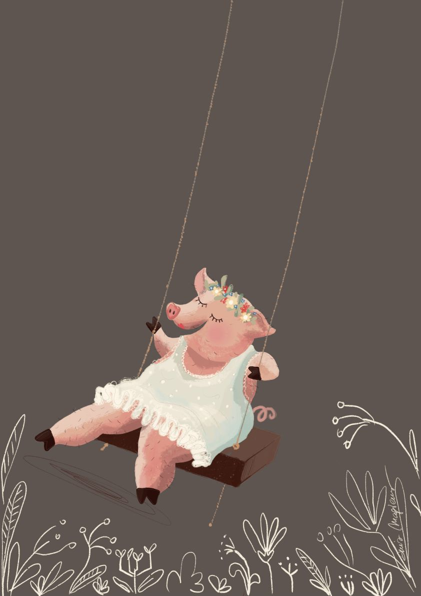 SWING ILLUSTRATION